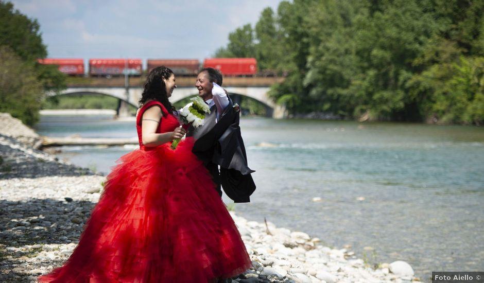 Il matrimonio di Domenico e Simona a Boffalora sopra Ticino, Milano