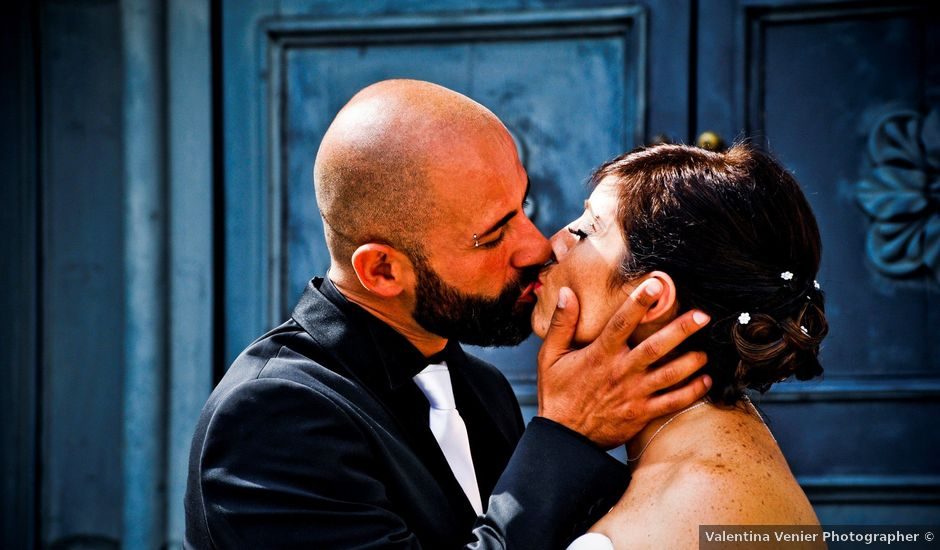 Il matrimonio di Salvatore e Maddalena a Udine, Udine