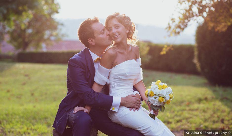 Il matrimonio di Daniele e Martina a Mercenasco, Torino