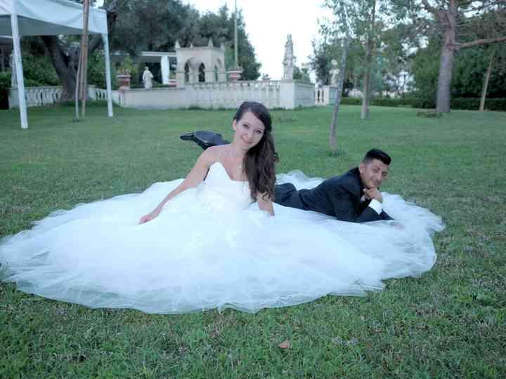 Le nozze di Elisa e Pasquale