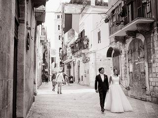 Le nozze di Maria Antonietta e Marco 1