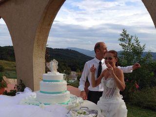 Le nozze di Gessica e Davide