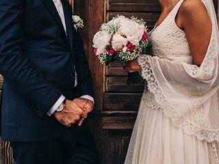 Le nozze di Valentina e Peter