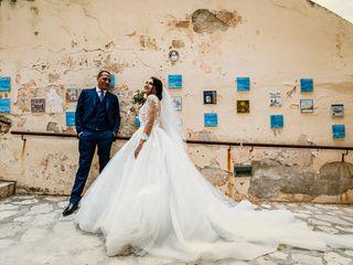 Le nozze di Hanan e Hamed