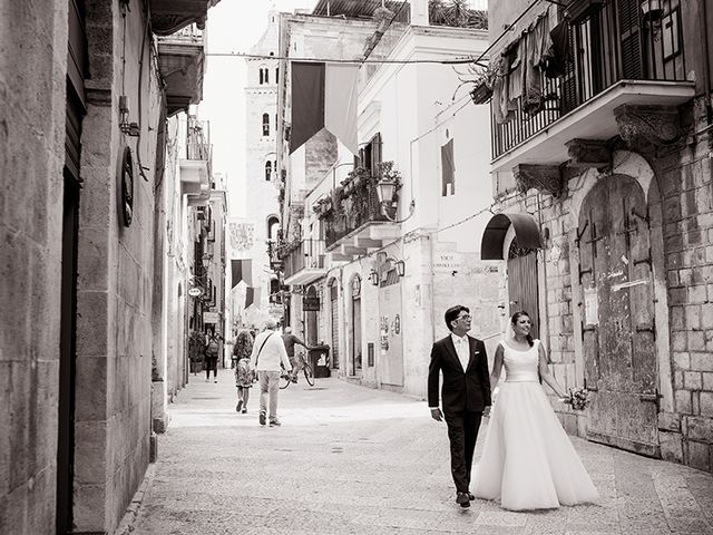 Il matrimonio di Marco e Maria Antonietta a Barletta, Bari 1