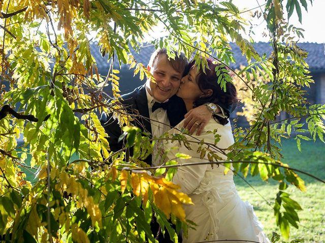 le nozze di Judith e Luca