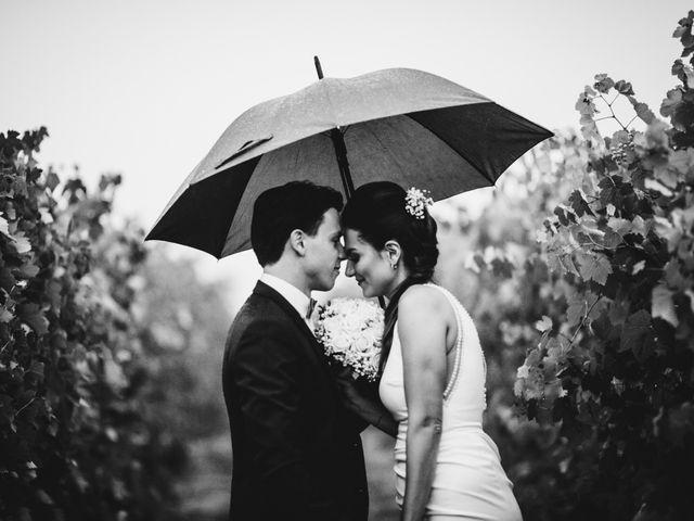 Le nozze di Lina Maria e Tsvetelin