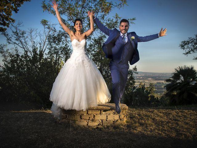 Le nozze di Francesca e Jacopo