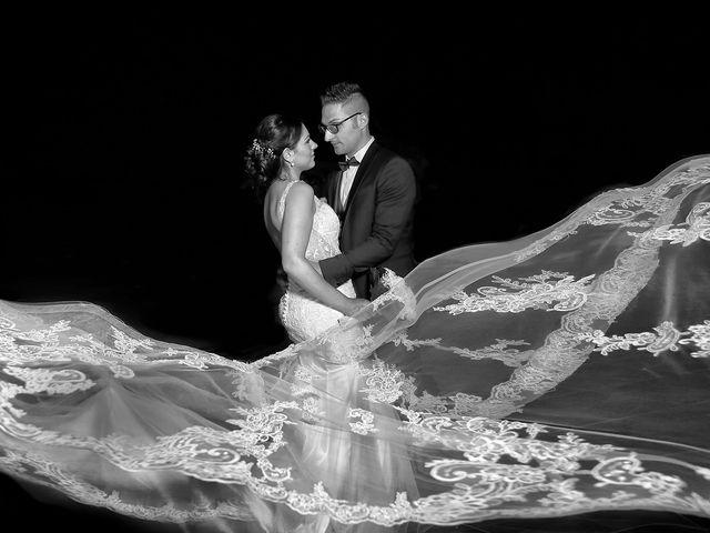 Le nozze di Anna Maria e Cristian