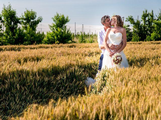 Le nozze di Melissa e Manuel