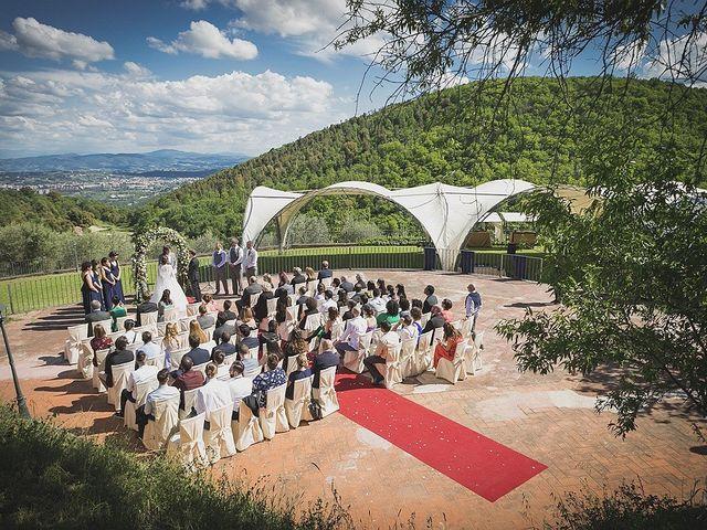 Il matrimonio di Tom e Stephanie a Perugia, Perugia 17