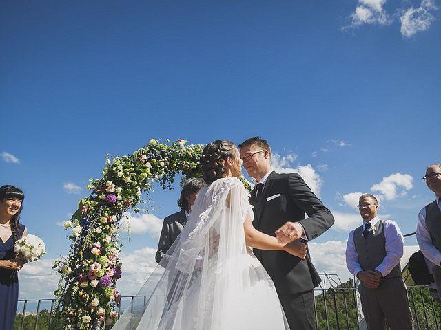 Il matrimonio di Tom e Stephanie a Perugia, Perugia 20