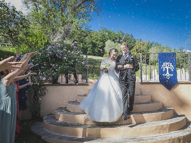 Il matrimonio di Tom e Stephanie a Perugia, Perugia 22