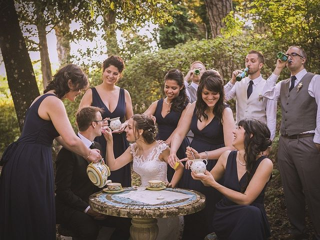 Il matrimonio di Tom e Stephanie a Perugia, Perugia 39