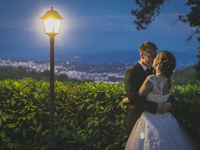 Il matrimonio di Tom e Stephanie a Perugia, Perugia 42