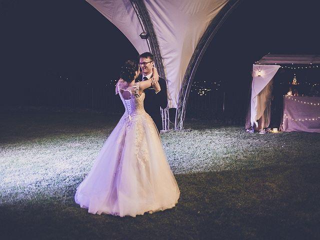 Il matrimonio di Tom e Stephanie a Perugia, Perugia 61