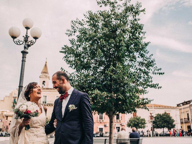 Il matrimonio di Peter e Valentina a Carlentini, Siracusa 31