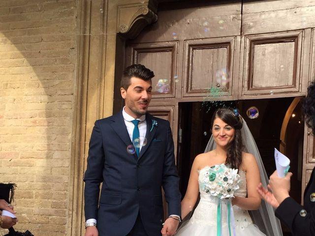 Il matrimonio di Alessandro e Ilaria a Montefalco, Perugia 10