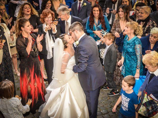 Le nozze di Sandro e Francesca