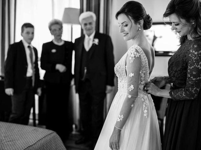 Il matrimonio di Emilia e Carmelo a Catania, Catania 9
