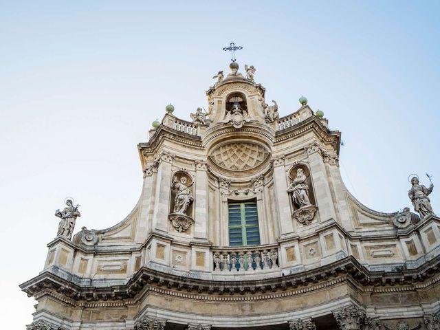Il matrimonio di Emilia e Carmelo a Catania, Catania 1