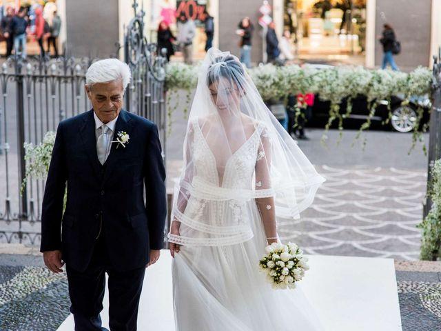 Il matrimonio di Emilia e Carmelo a Catania, Catania 15