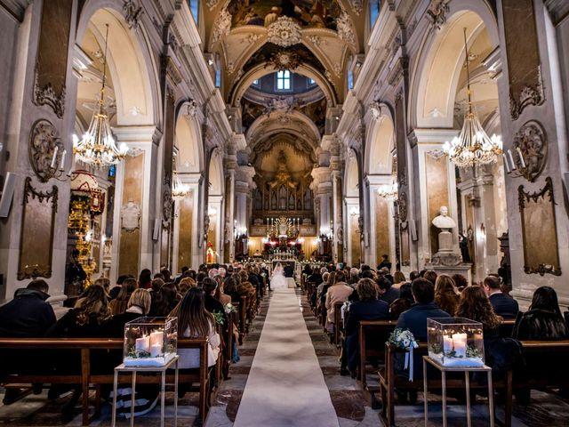 Il matrimonio di Emilia e Carmelo a Catania, Catania 19