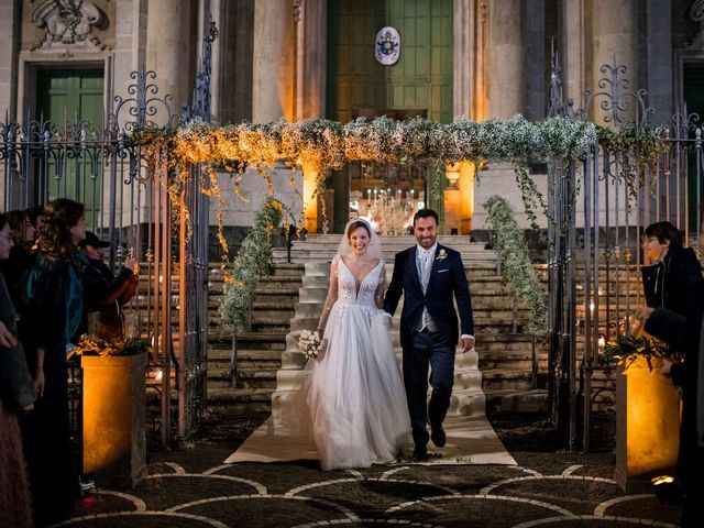 Il matrimonio di Emilia e Carmelo a Catania, Catania 27