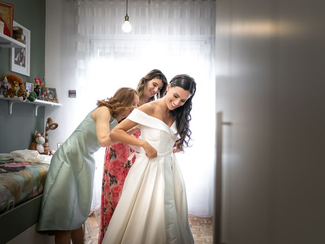 Il matrimonio di Alessandro e Elisa a Lesmo, Monza e Brianza 9