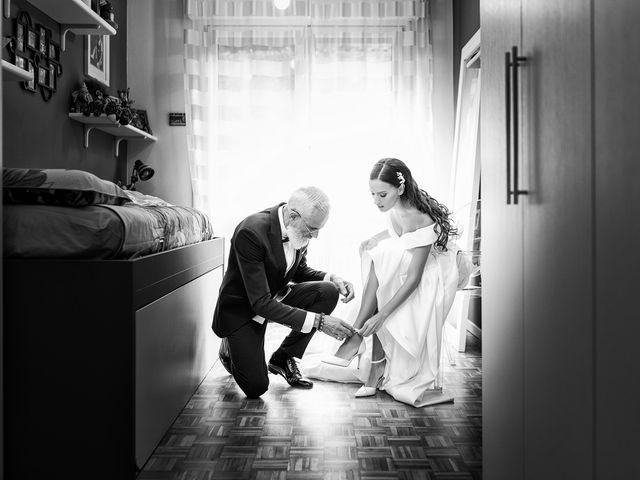 Il matrimonio di Alessandro e Elisa a Lesmo, Monza e Brianza 11