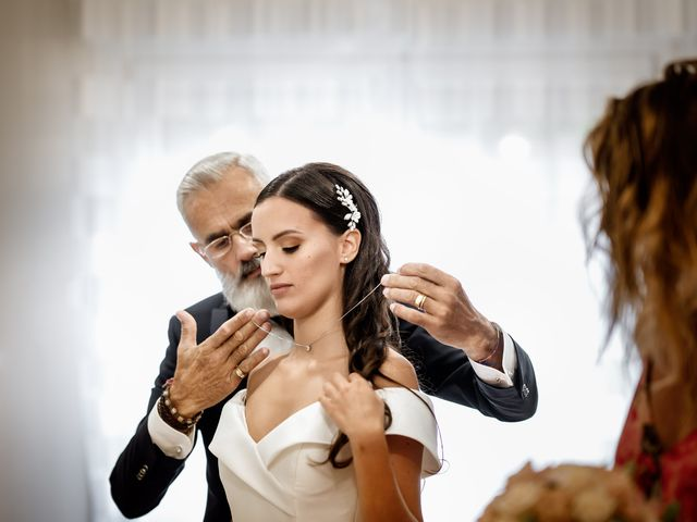 Il matrimonio di Alessandro e Elisa a Lesmo, Monza e Brianza 12
