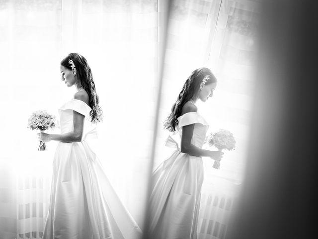 Il matrimonio di Alessandro e Elisa a Lesmo, Monza e Brianza 14