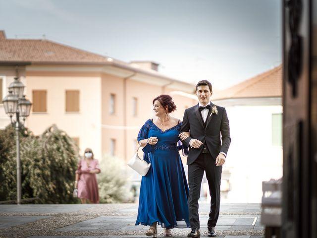 Il matrimonio di Alessandro e Elisa a Lesmo, Monza e Brianza 15