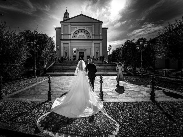 Il matrimonio di Alessandro e Elisa a Lesmo, Monza e Brianza 16