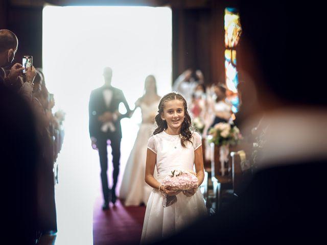 Il matrimonio di Alessandro e Elisa a Lesmo, Monza e Brianza 17
