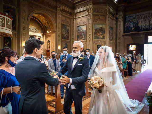 Il matrimonio di Alessandro e Elisa a Lesmo, Monza e Brianza 19