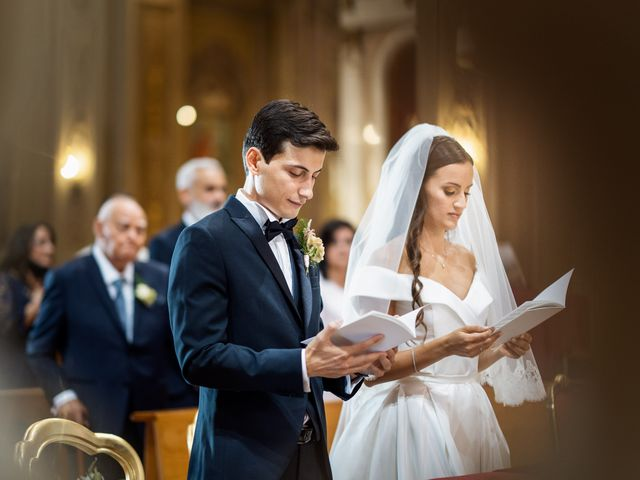 Il matrimonio di Alessandro e Elisa a Lesmo, Monza e Brianza 20