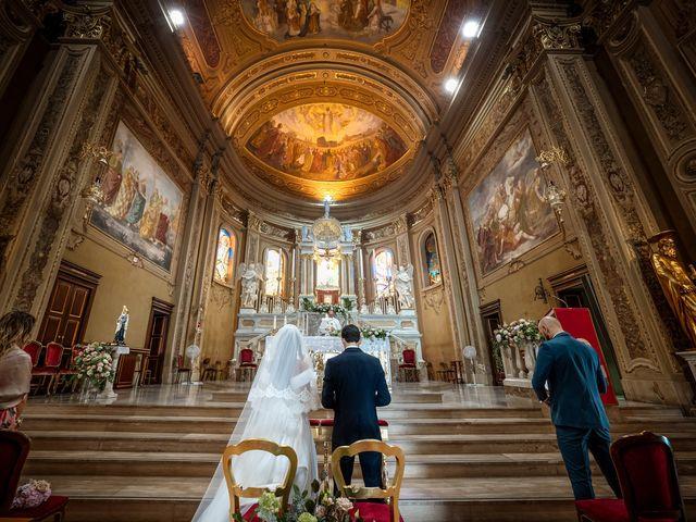Il matrimonio di Alessandro e Elisa a Lesmo, Monza e Brianza 21