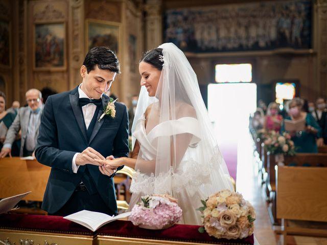 Il matrimonio di Alessandro e Elisa a Lesmo, Monza e Brianza 22