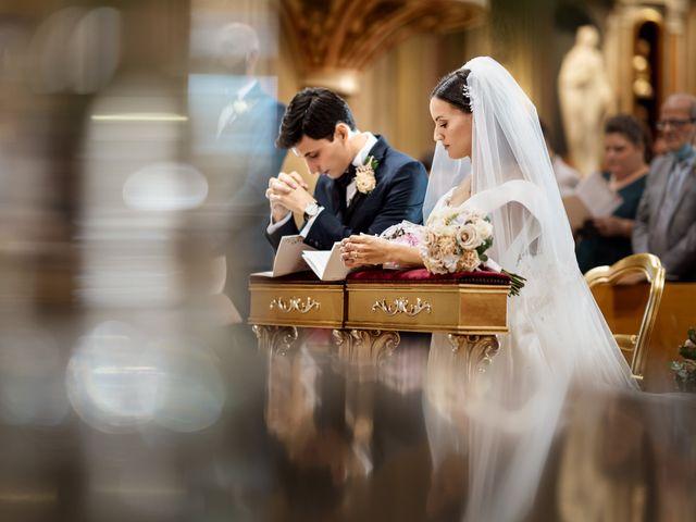 Il matrimonio di Alessandro e Elisa a Lesmo, Monza e Brianza 23