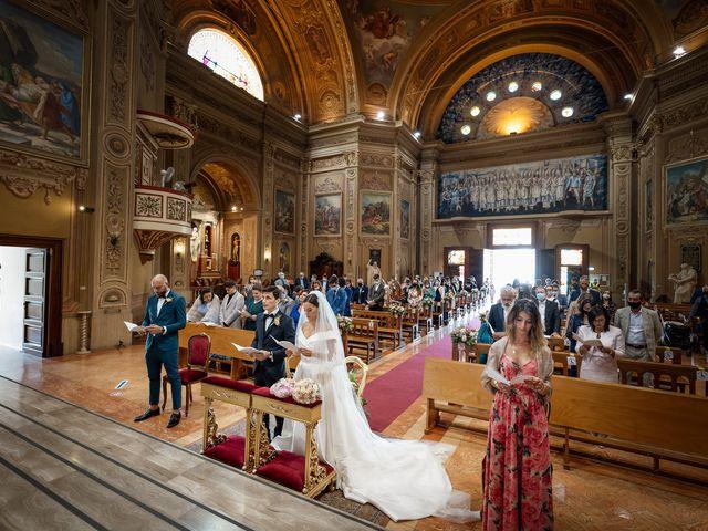 Il matrimonio di Alessandro e Elisa a Lesmo, Monza e Brianza 24