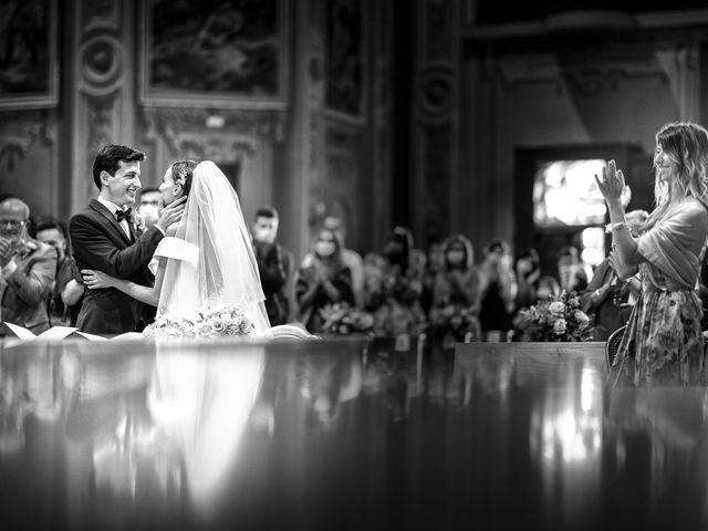Il matrimonio di Alessandro e Elisa a Lesmo, Monza e Brianza 26