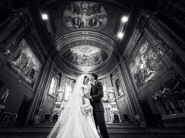 Il matrimonio di Alessandro e Elisa a Lesmo, Monza e Brianza 27