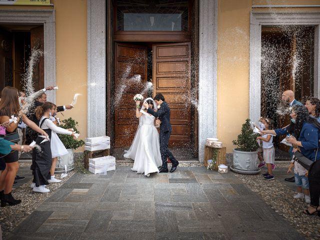 Il matrimonio di Alessandro e Elisa a Lesmo, Monza e Brianza 28