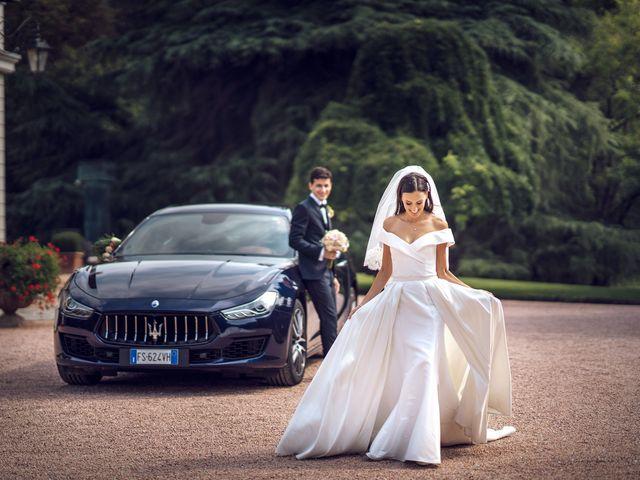Il matrimonio di Alessandro e Elisa a Lesmo, Monza e Brianza 29