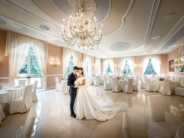 Il matrimonio di Alessandro e Elisa a Lesmo, Monza e Brianza 32