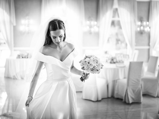 Il matrimonio di Alessandro e Elisa a Lesmo, Monza e Brianza 33