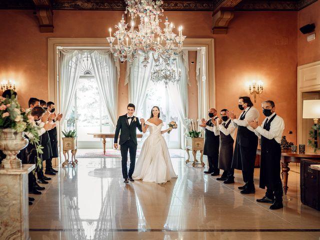 Il matrimonio di Alessandro e Elisa a Lesmo, Monza e Brianza 34