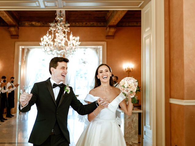 Il matrimonio di Alessandro e Elisa a Lesmo, Monza e Brianza 35