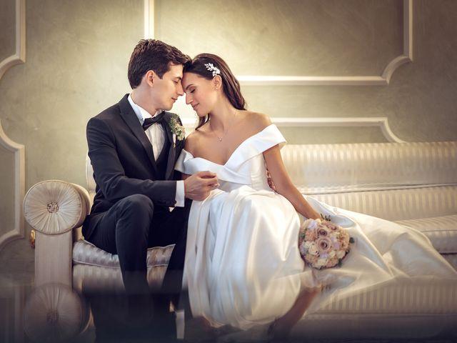 Il matrimonio di Alessandro e Elisa a Lesmo, Monza e Brianza 43